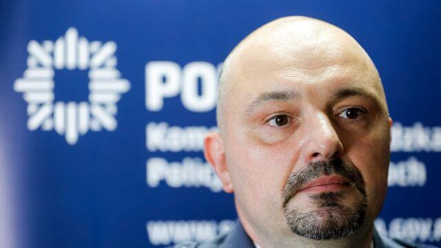 Pieniądze od podwładnych  dla komendanta śląskiej policji