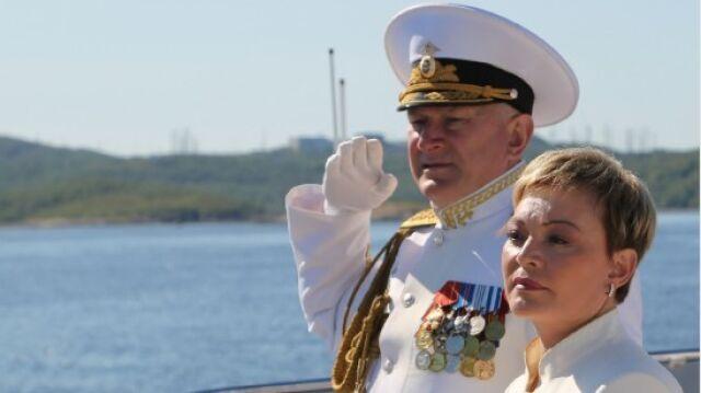 86f86d77053e3 Rosja. Admirał Nikołaj Jewmienow nowym dowódcą marynarki wojennej