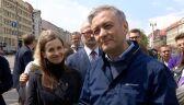 Biedroń: jesteśmy mocną trzecią siłą polityczną