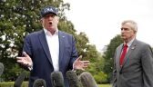 Trump: Kochamy naszych polskich przyjaciół