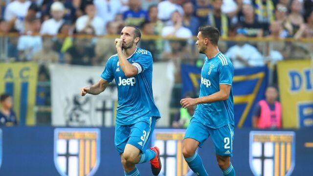 Poważna kontuzja Chielliniego. Juventus stracił kapitana na ponad pół roku