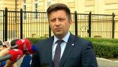 Dworczyk: premier na czwartek na godzinę 19 zwołał sztab kryzysowy w KPRM