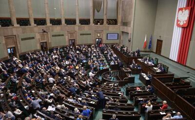 Sejm uchwalił ustawę o państwowej komisji do spraw pedofilii