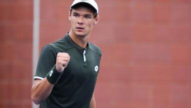 Kamil Majchrzak powalczy o czwartą rundę. Plan transmisji Eurosportu z US Open