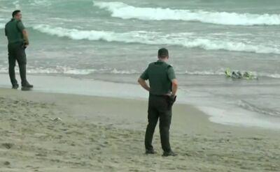 Wojskowy akrobacyjny odrzutowiec spadł do morza, pilot zginął