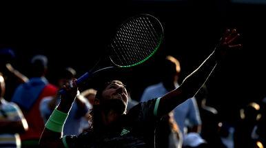 Cuda przy siatce, zagrania między nogami. Pięć najlepszych akcji 4. dnia US Open