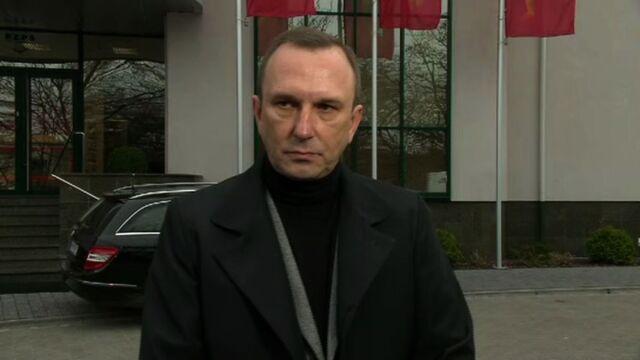 Rzecznik PZPS o zatrzymaniu prezesa Związku