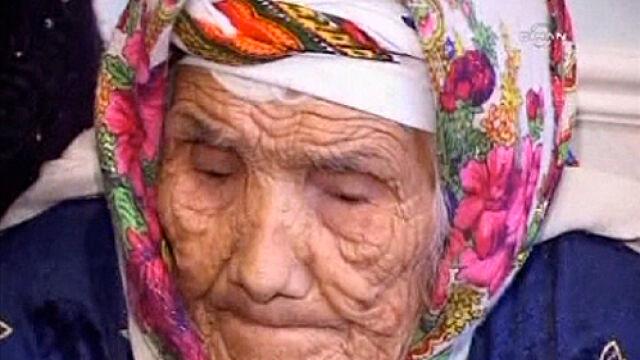 Ma 128 lat, trochę niedosłyszy