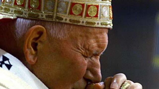 Beatyfikacja Jana Pawła II z dwoma innymi papieżami