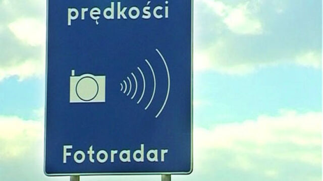 Zdjęcie z radaru straży bez mandatu
