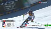 Kristoffersen 3. w slalomie w mistrzostwach świata