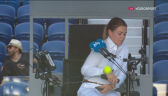Muchova trafiła w sędzię w półfinale Australian Open