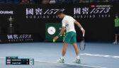 Djoković wygrał 1. seta w starciu z Karacewem w półfinale Australian Open