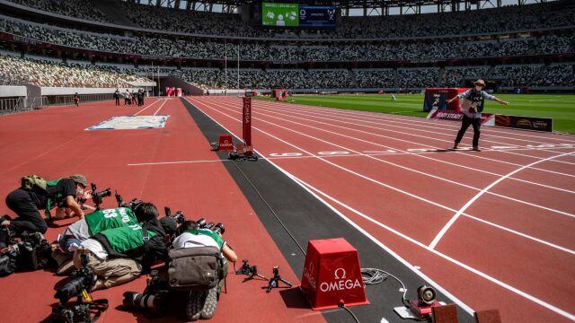 Przedolimpijski test lekkoatletów. Ponad 400 sportowców na stadionie