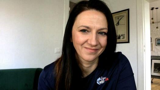 Monika Pyrek przed Wings for Life 2021