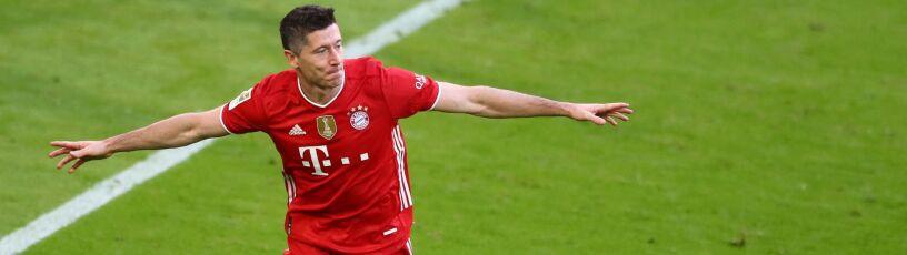 Kosmiczny Lewandowski. Strzelił trzy gole, rekord musi paść