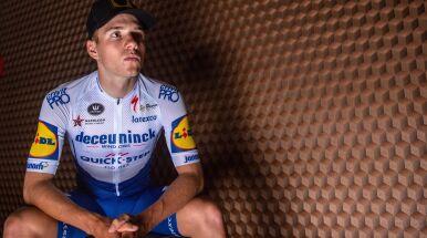Czekał na powrót dziewięć miesięcy, zacznie od Giro d'Italia.