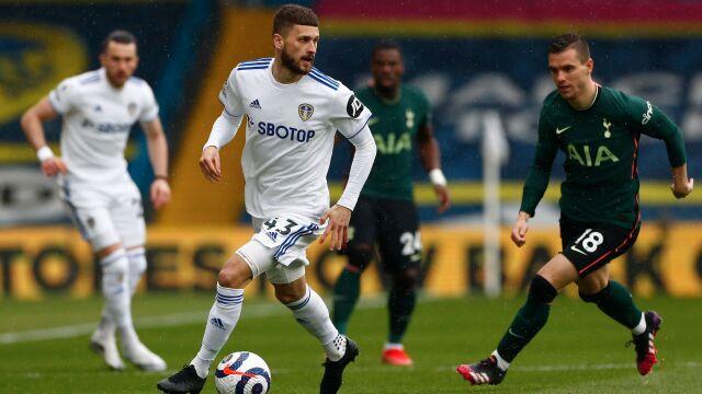 Dobry mecz Klicha. Tottenham oddala się od Ligi Mistrzów