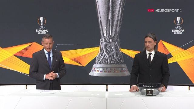 Losowanie 1/8 finału Ligi Europy