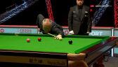 Drugi frejm i kolejna setka Higginsa w starciu z Brownem w 1. rundzie Players Championship