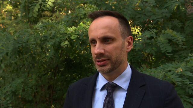 Były wiceminister Aktywów Państwowych Janusz Kowalski