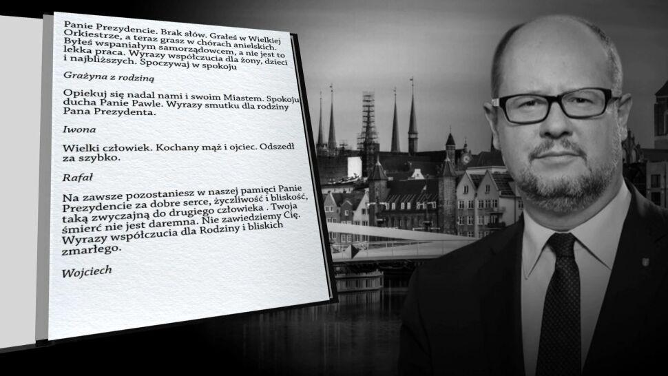 Każdy może oddać hołd prezydentowi Gdańska