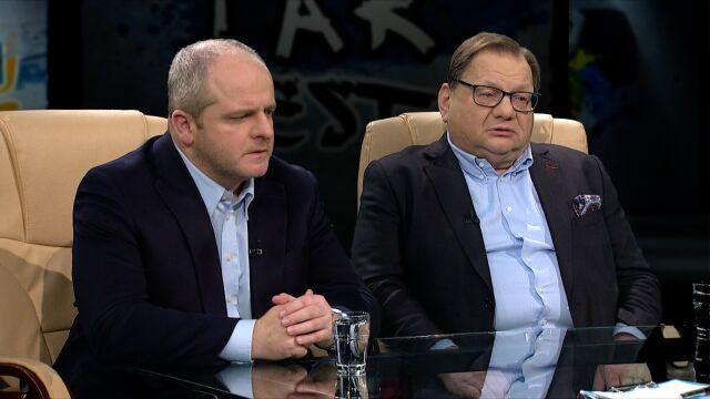 Ryszard Kalisz i Paweł Kowal w Tak jest