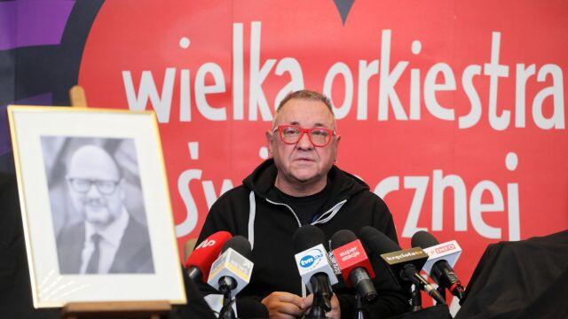 Jerzy Owsiak złożył rezygnację z funkcji prezesa Fundacji WOŚP