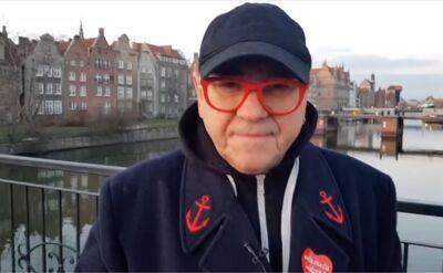 Słowa Jerzego Owsiaka do zmarłego prezydenta Gdańska