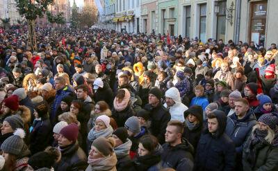 Pogrzeb prezydenta Pawła Adamowicza