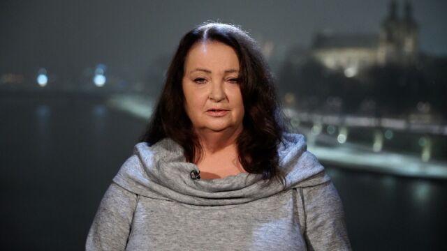 Anna Dymna o rezygnacji Owsiaka z funkcji prezesa WOŚP