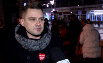 """Minuta ciszy w Łodzi z jednym radnym PiS. """"Chciałbym wiedzieć, że to tylko zbieg okoliczności"""""""