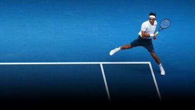 Federer zgodnie z planem, ale nie bez trudu. Mistrz w trzeciej rundzie