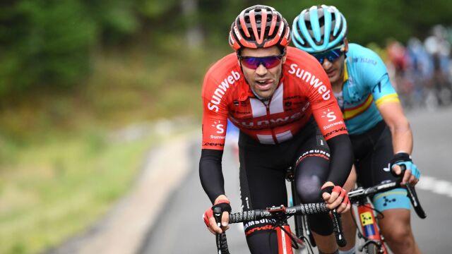 """Trudna sytuacja Dumoulina. """"Bez gór nie mogę marzyć o wygranej w Tour de France"""""""