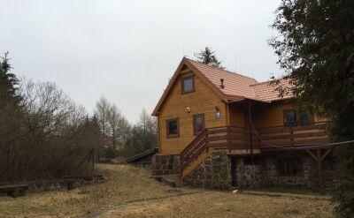 Przeszukano działkę Kiszczaka na Mazurach
