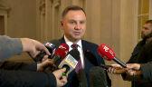 Donald Trump zgodził się na ruch bezwizowy z Polską. Andrzej Duda komentuje