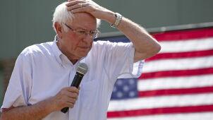 Bernie Sanders miał zawał serca