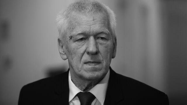 Kornel Morawiecki nie żyje. Miał 78 lat