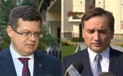 Sędzia Markiewicz pozywa ministra Ziobrę