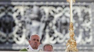 Papież o