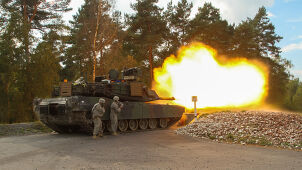 Pentagon o US Army w Polsce: brygada pancerna w lutym, batalion w kwietniu