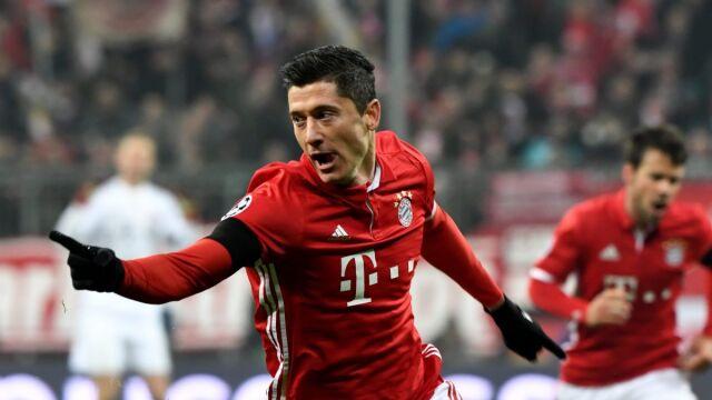 6997b44b4 Wybrano Drużynę Roku UEFA. Lewandowski nie zyskał uznania ...