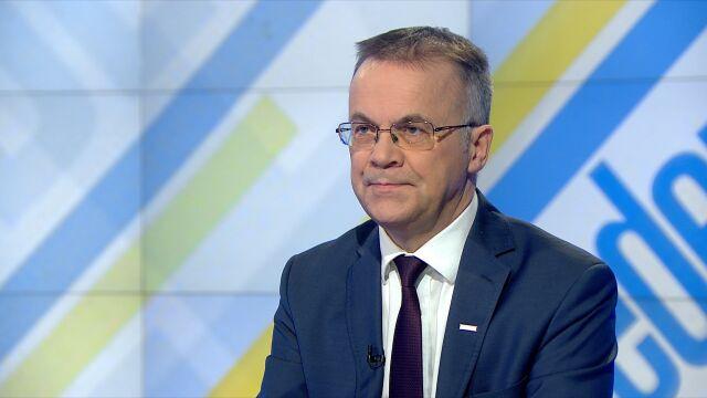 Jarosław Sellin o relacjach prezydenta z szefem MON
