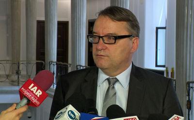 Biernacki: kontrwywiad monitoruje zagrożenia terrorystyczne