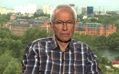 Piotr Pustelnik o poszukiwaniach Olka Ostrowskiego w Karakorum
