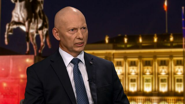"""Generał Mirosław Różański był gościem """"Faktów po Faktach"""""""