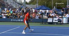 Skrót meczu Chaczanow – Harris w 1. rundzie US Open