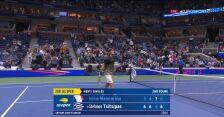 Tsitsipas pokonał Mannarino w 2. rundzie US Open