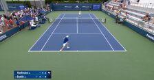 Szalony gem wygrany przez Bublika w starciu z Hanfmannem w 1. rundzie US Open