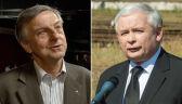"""Kaczyński """"troszkę zaskoczony"""" krytyką ze strony Zybertowicza"""